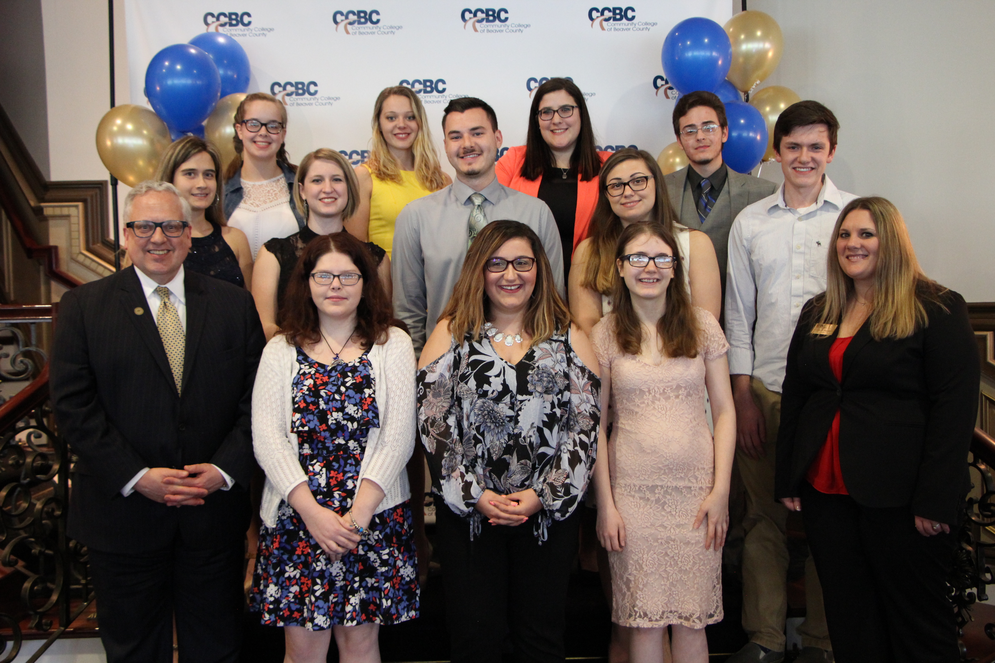 CCBC Celebrates Student Success at First Annual Night of