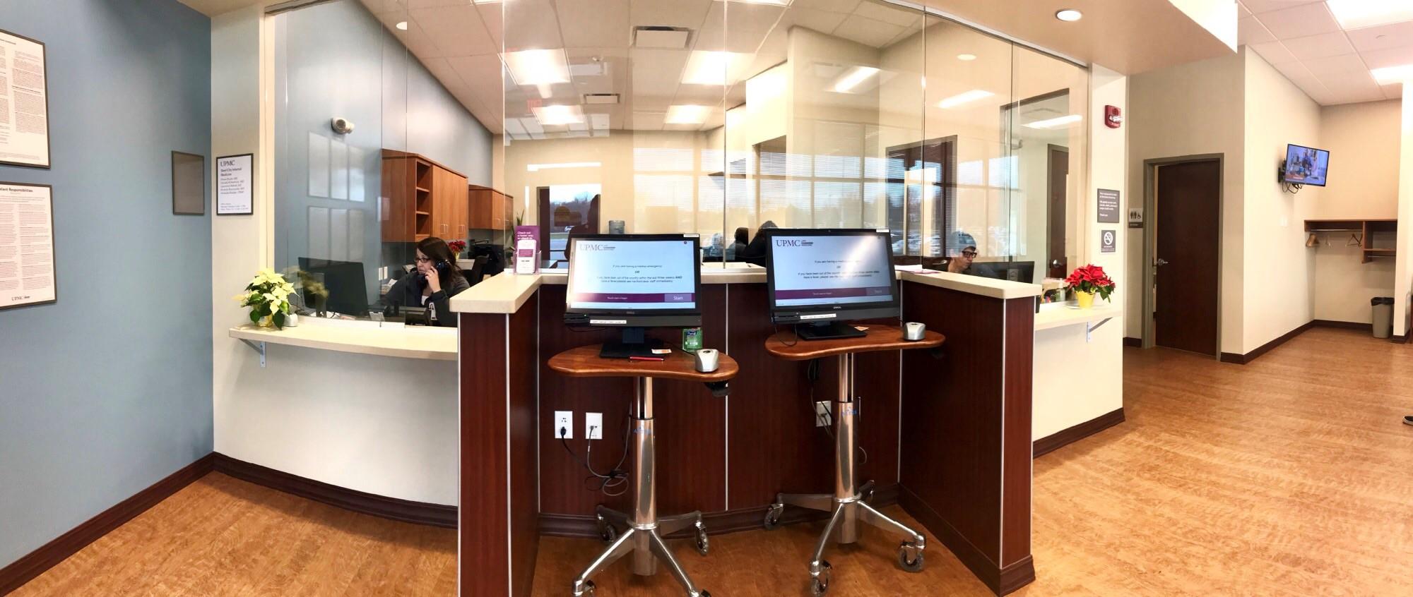 Steel City Internal Medicine-UPMC Moves Into Franklin Plaza