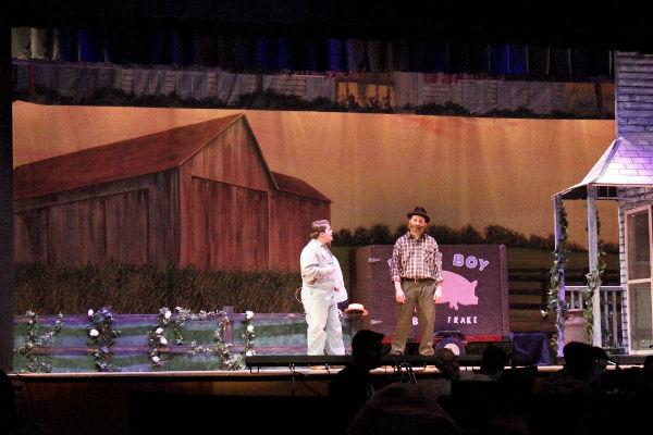 PART 1: Riverside Musical 'State Fair' Dress Rehersal Photo