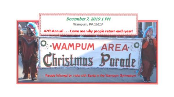 Ellwood City High School Christmas Dance 2020 Wampum Announces Annual Christmas Parade Date – Ellwood City, PA news