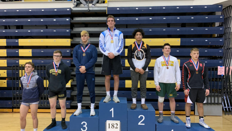 Austin Walley Collects First Wpial Title Ellwood City